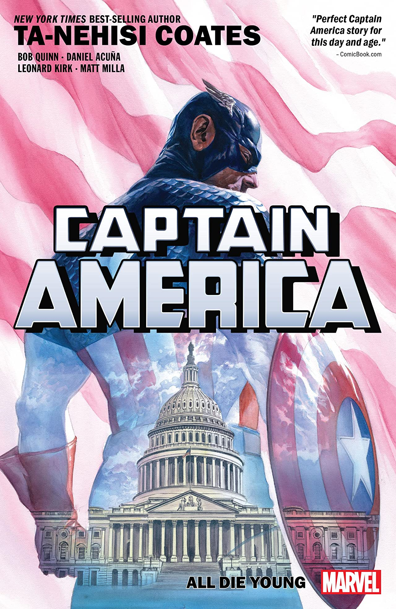 Captain America by Ta-Nehisi Coates Vol. 4: All Die Young (Trade Paperback)
