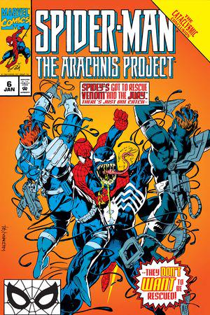 Spider-Man: The Arachnis Project #6