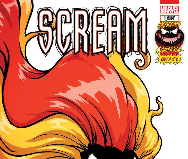 EXTREME CARNAGE: SCREAM 1 YOUNG VARIANT #1