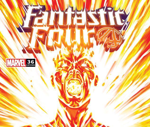 Fantastic Four #36