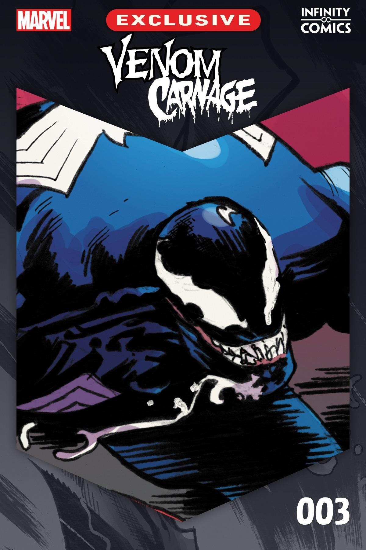 Venom/Carnage Infinity Comic (2021) #3
