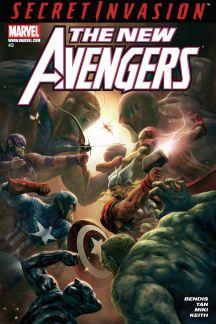 New Avengers #43