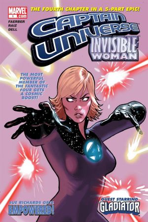 Captain Universe #4