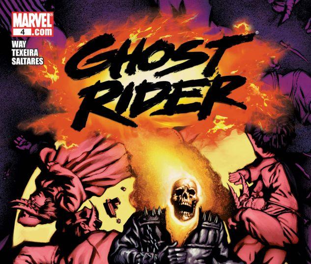 Ghost Rider (2006) #4