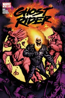 Ghost Rider Vol. 1: Vicious Cycle (Trade Paperback)