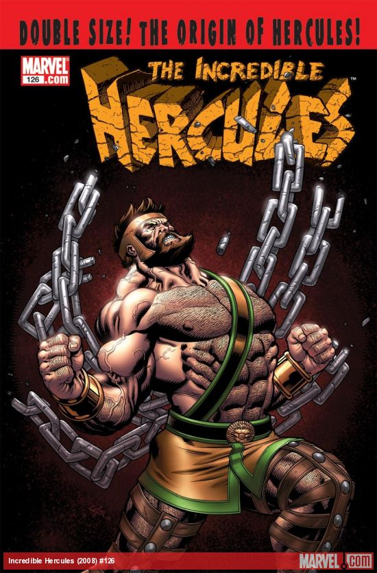 Incredible Hercules (2008) #126