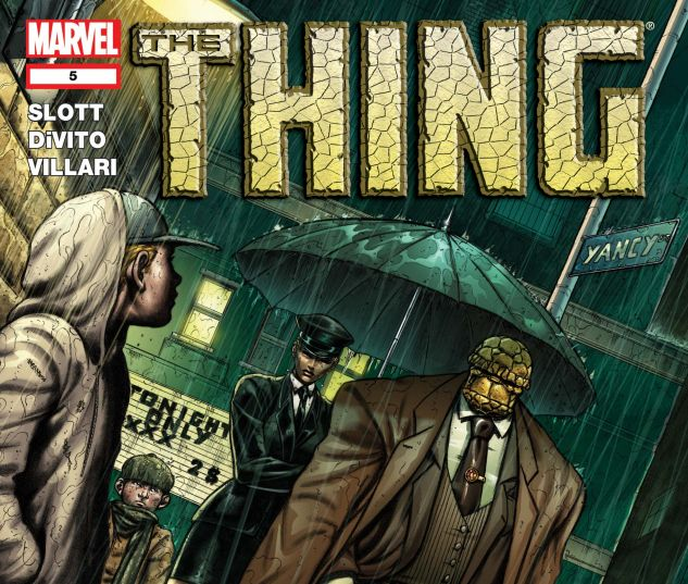 THE THING (2005) #5