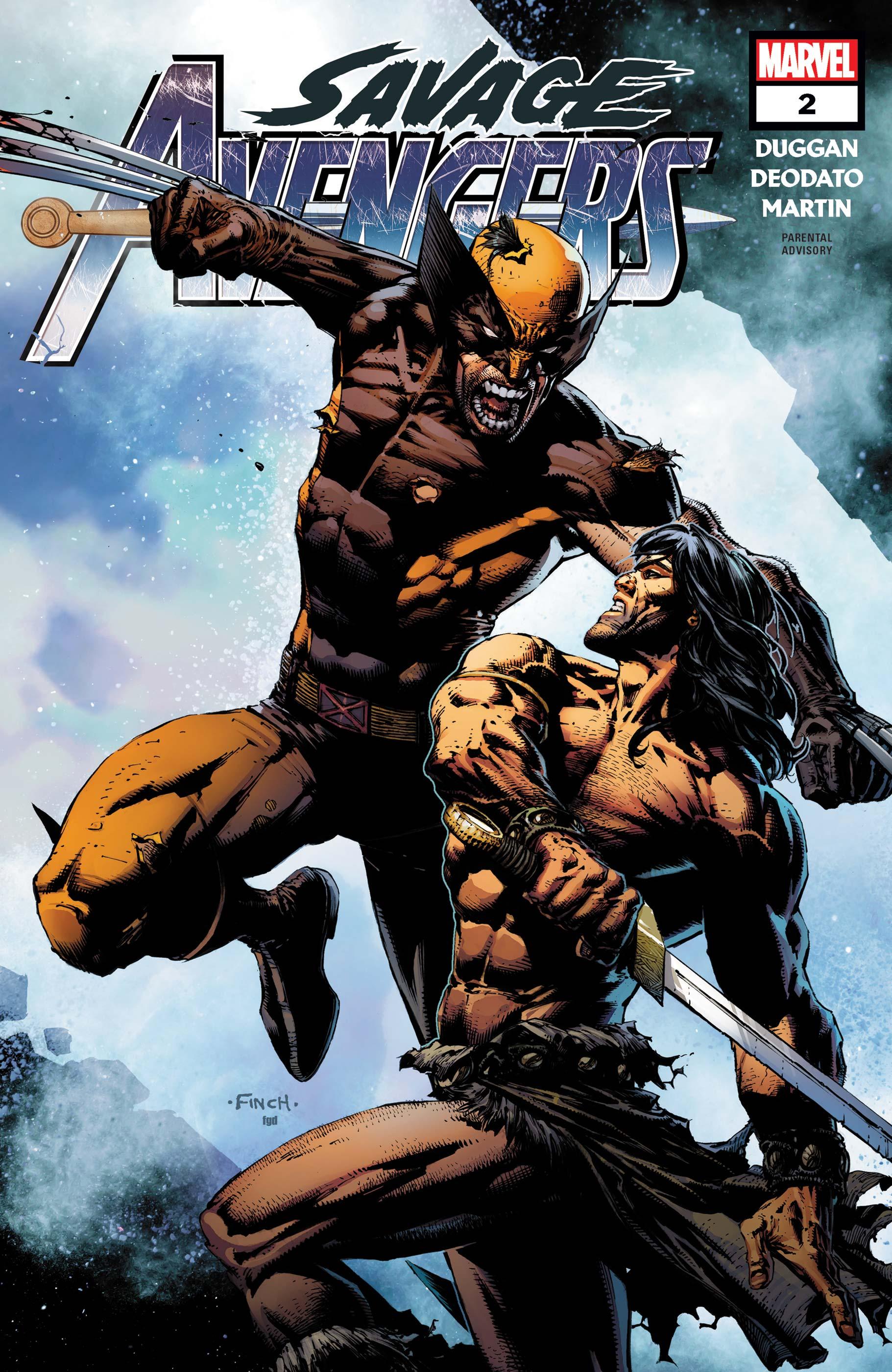 Savage Avengers (2019) #2