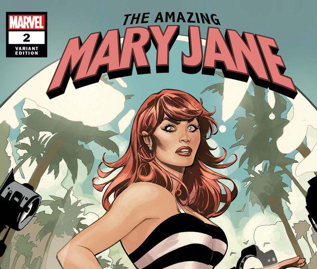 Amazing Mary Jane #2