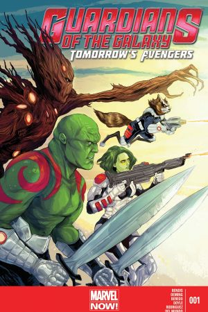 Guardians of the Galaxy: Tomorrow's Avengers Vol. 2 (Trade Paperback)