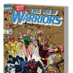 New Warriors Classic Vol. 1