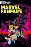 Marvel Fanfare #2