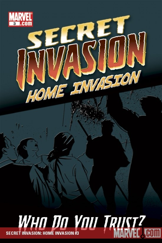 Secret Invasion: Home Invasion Digital Comic (2008) #3