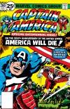 CAPTAIN AMERICA #200 COVER