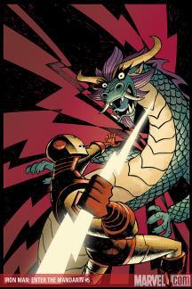 Iron Man: Enter the Mandarin #5