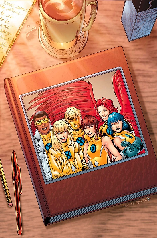 New X-Men: Academy X Yearbook Special (2005) #1