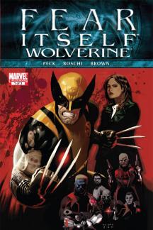 Fear Itself: Wolverine #1
