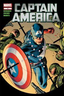 Captain America (2011) #11
