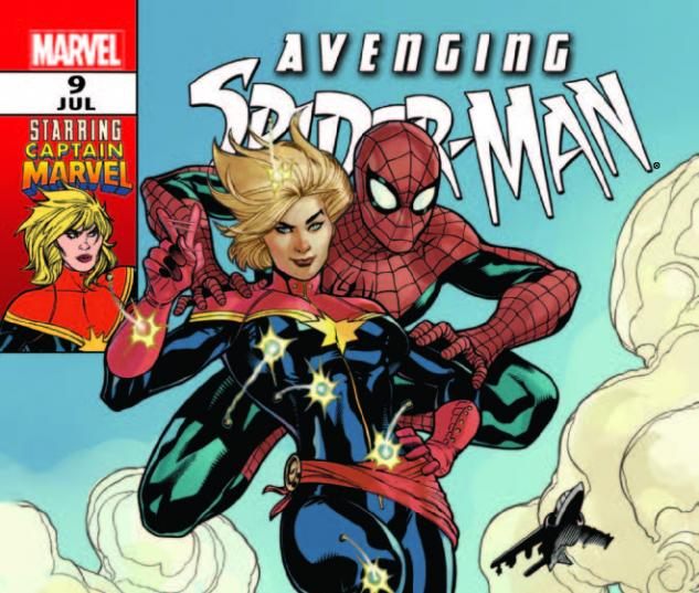AVENGING SPIDER-MAN 9 (WITH DIGITAL CODE)