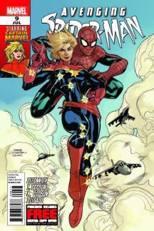 Avenging Spider-Man (2011) #9