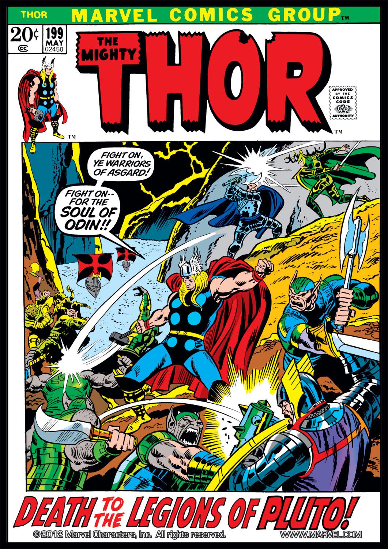 Thor (1966) #199