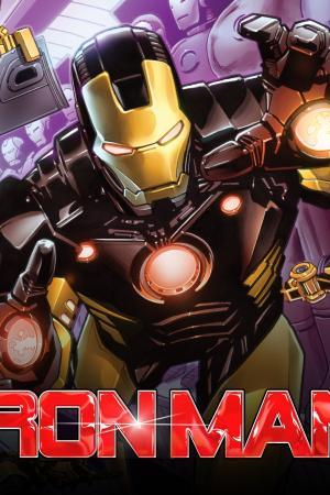 Iron Man (2012 - 2014)