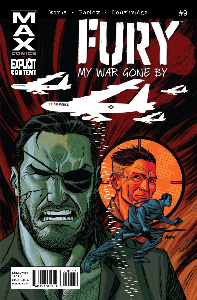 Fury Max (2011) #9