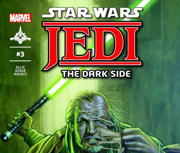 Star Wars: Jedi - The Dark Side (2011) #3
