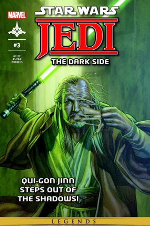 Star Wars: Jedi - The Dark Side #3