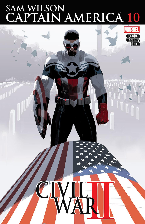 Captain America: Sam Wilson (2015) #10