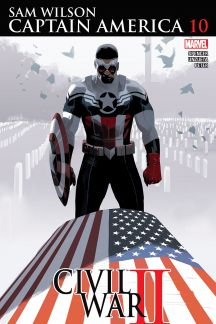 Captain America: Sam Wilson (2015) #10