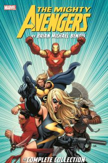 Mighty Avengers by Brian Michael Bendis: The Complete Collection (Trade Paperback)