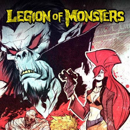 Legion of Monsters (2011 - 2012)