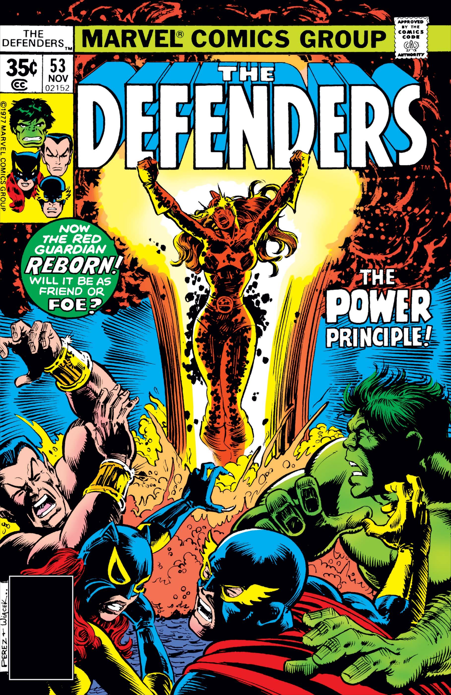 Defenders (1972) #53