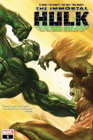 Immortal Hulk (2018) #5