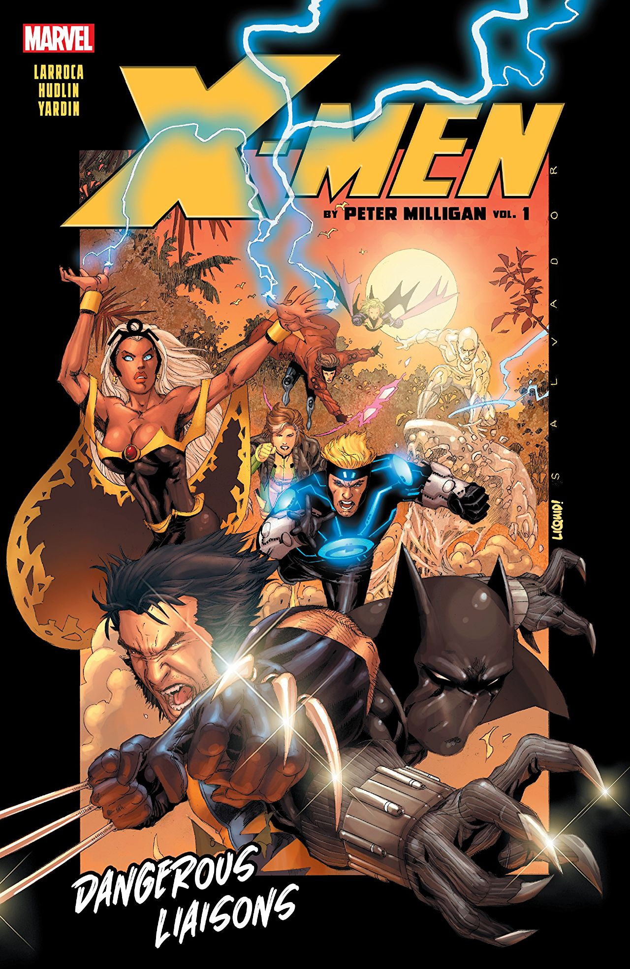 X-Men By Peter Milligan Vol. 1: Dangerous Liaisons (Trade Paperback)