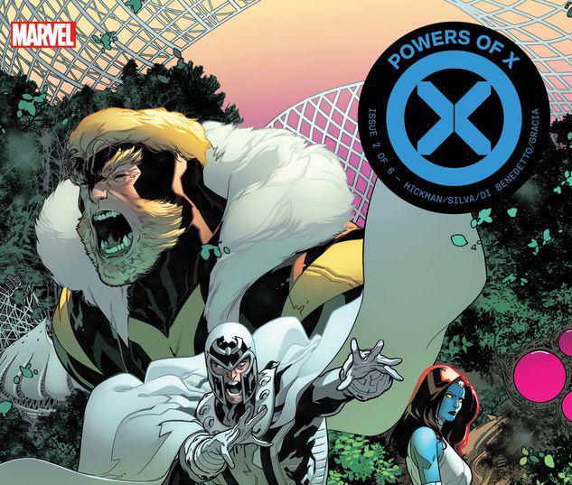 Powers of X #2