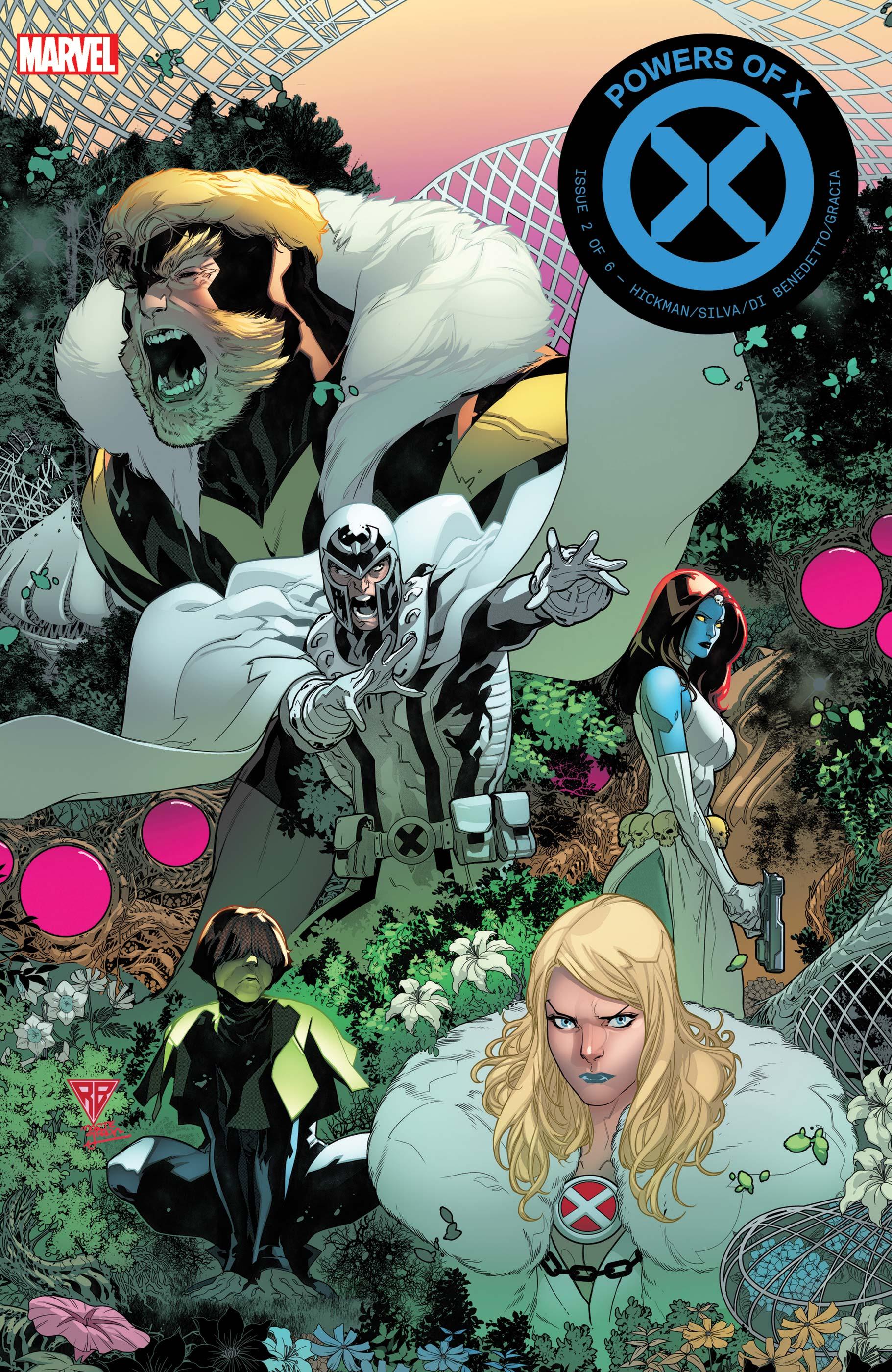 Powers of X (2019) #2