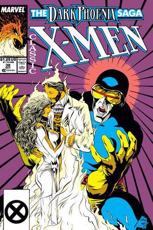 Classic X-Men (1986) #38