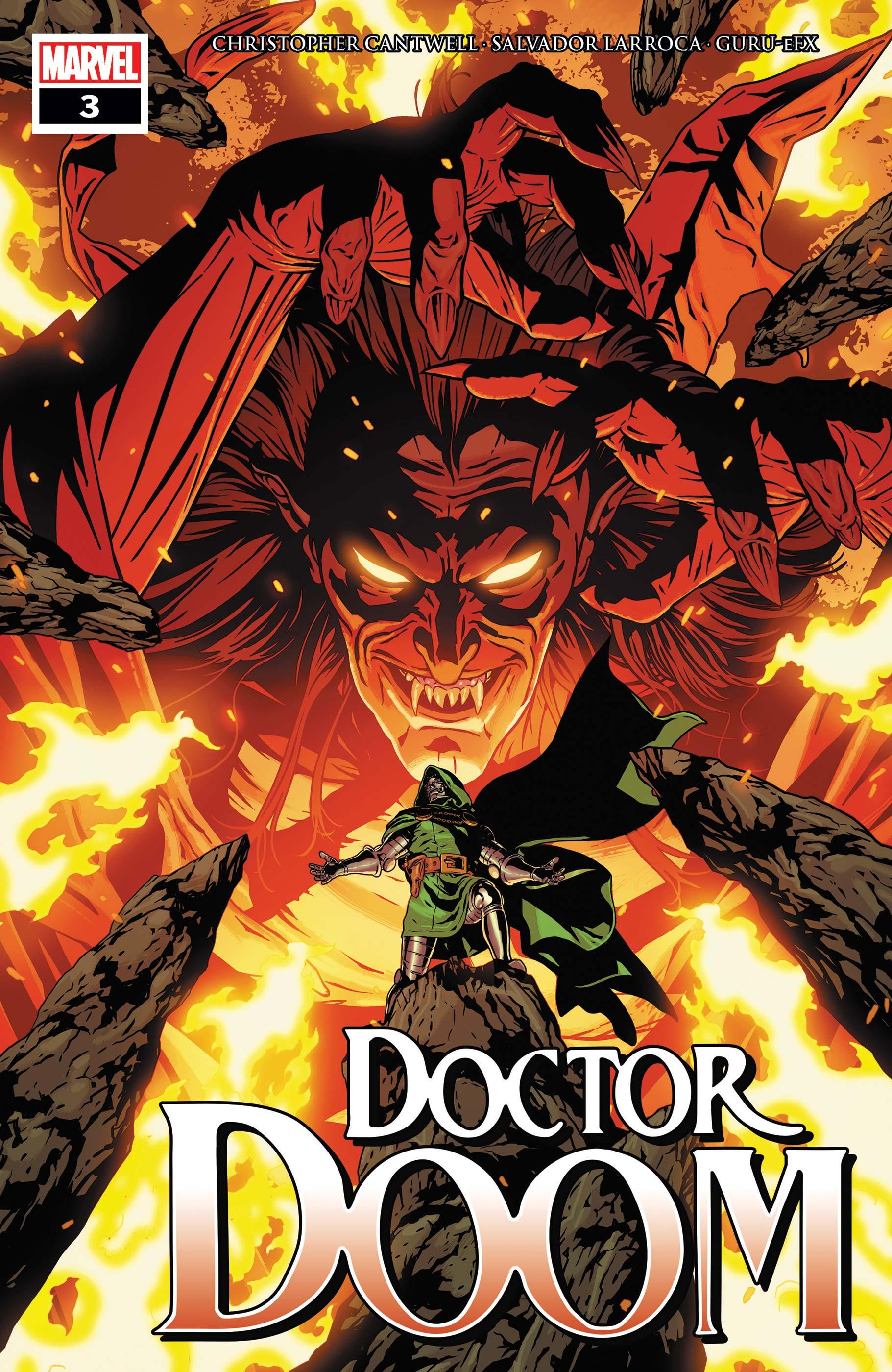 Doctor Doom (2019) #3