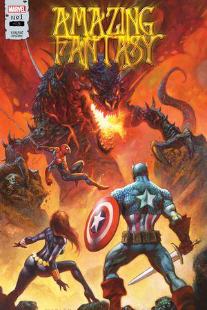 Amazing Fantasy (2021) #1 (Variant)