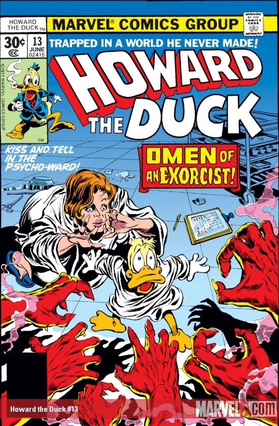 Howard the Duck (1976) #13