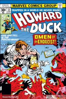 Howard the Duck (1976) #13