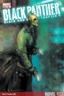 Black Panther #56