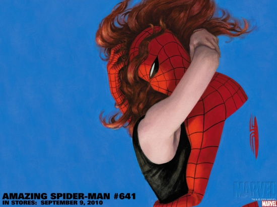 Amazing Spider-Man (1999) #641 Wallpaper
