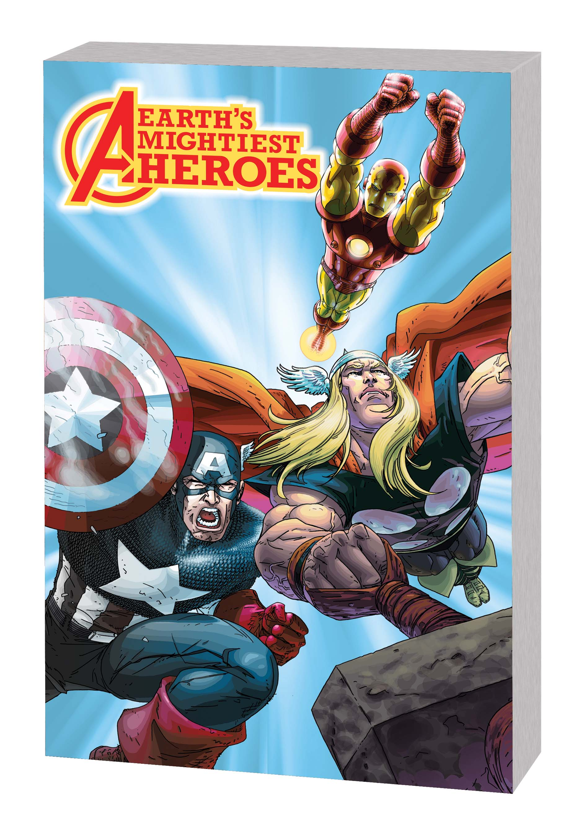 Avengers: Earth's Mightiest Heroes Ultimate Collection (Trade Paperback)