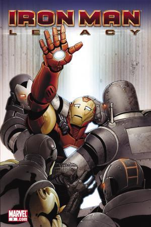 Iron Man Legacy (2010) #3