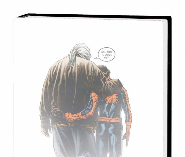 ULTIMATE COMICS SPIDER-MAN: DEATH OF SPIDER-MAN OMNIBUS HC