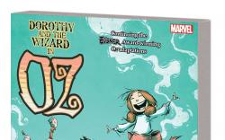 OZ: DOROTHY & THE WIZARD IN OZ GN-TPB