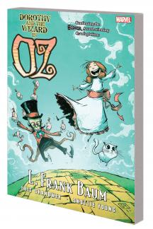 Dorothy & the Wizard in Oz GN-TPB (Trade Paperback)
